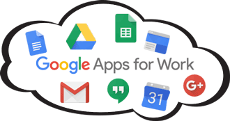 google apps for work cloud